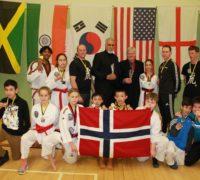 Strømmen Taekwondo klubb i Bristol
